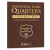 National Park Quarters - Traditional Collector Map