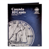 Canadian 10 Cents #3, 1990-2013