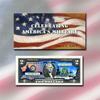 Celebrating America $2 Bill - The U.S. Navy