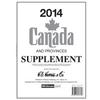 2014 Canada Stamp Supplement