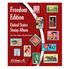 Freedom Edition United States Stamp Album