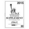 2015 Plate Block Stamp Supplement