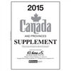 2015 Canada Stamp Supplement