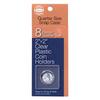 2x2 Quarter, Plastic Coin Holders