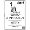2016 Liberty I Stamp Supplement