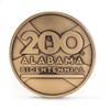 Alabama Bicentennial Sweet Home Commemorative Coin - Bronze Logo