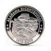 Alabama Bicentennial Alabama History Commemorative Coin Silver Obverse