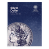Morgan Silver Dollar Folder Number Two - Starting 1884-1890