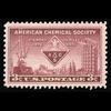 1951 3c Chemical Society Mint Single