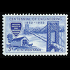 1952 3c Civil Engineers Mint Single