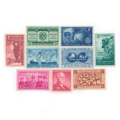 1955 Commemorative Mint Year Set