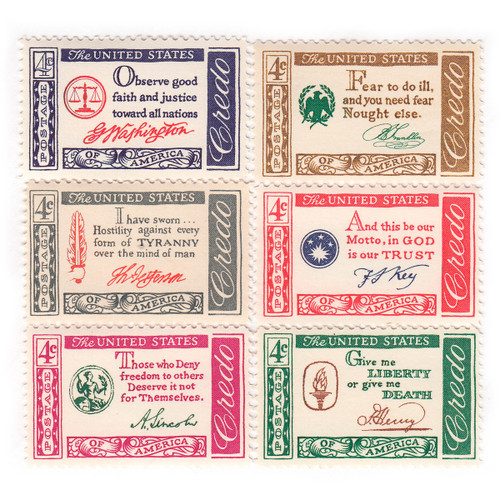1960-1961 Credo of America Series