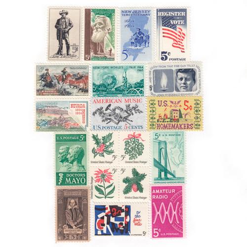 1964 Commemorative Mint Year Set