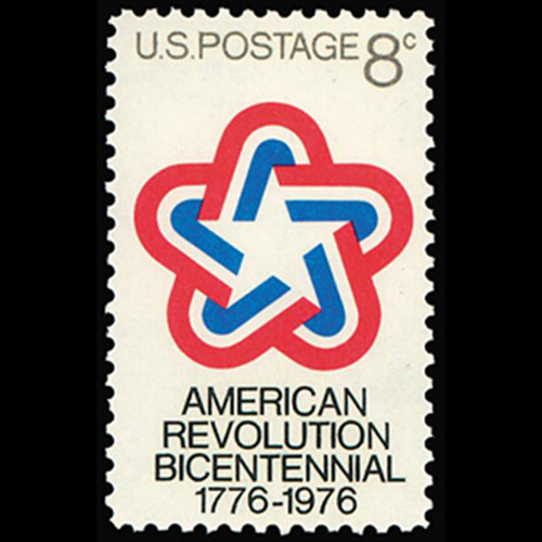 1971 8c American Revolution Mint Single