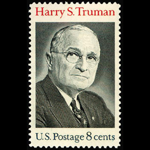 1973 8c Harry S. Truman Mint Single