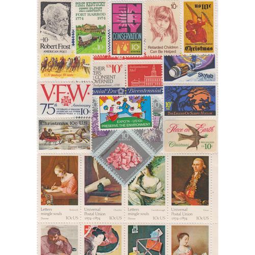 1974 Commemorative Mint Year Set