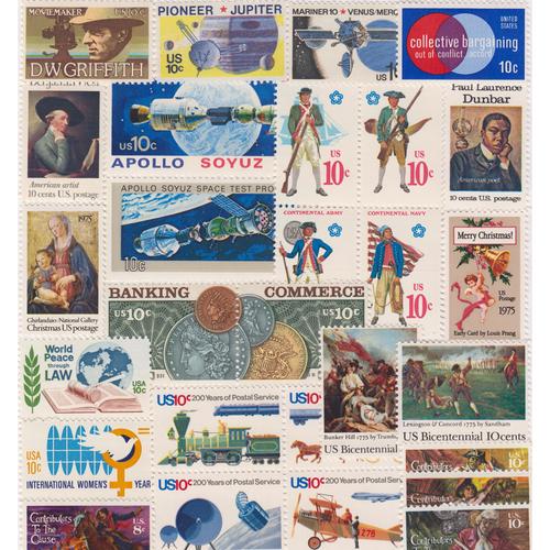 1975 Commemorative Mint Year Set