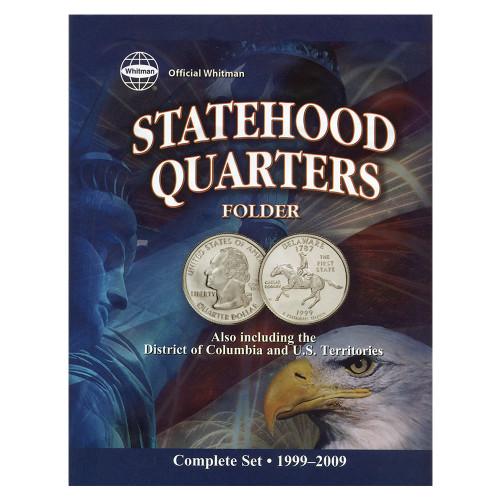 Official Whitman Statehood Quarter Folder