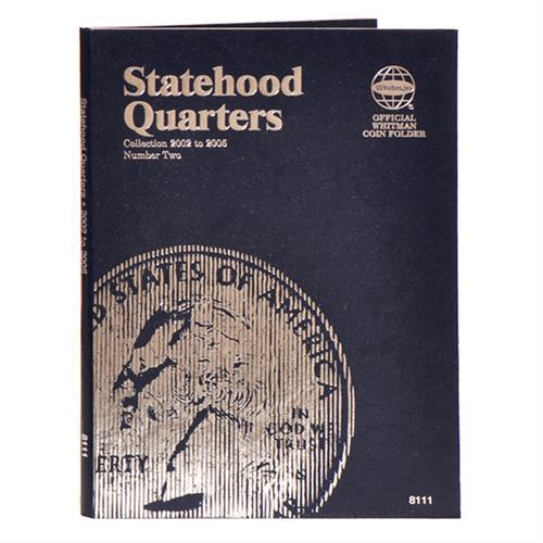 P /& D STATEHOOD QUARTERS 3 FOLDER SET W// STATE 25 INSIDE STORY BOOK 1999-2009
