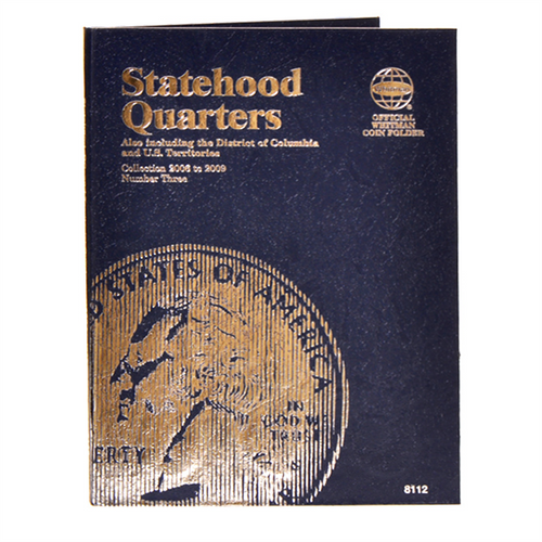 State Series Quarters #3, 2006-2009