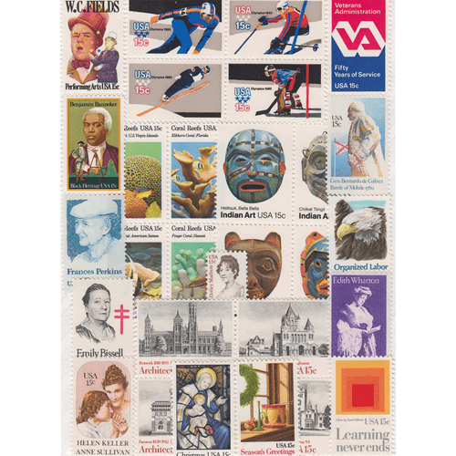 1980 Commemorative Mint Year Set
