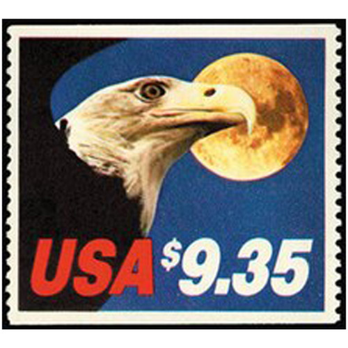 1983 $9.35 Express Mail Booklet Single Mint NH