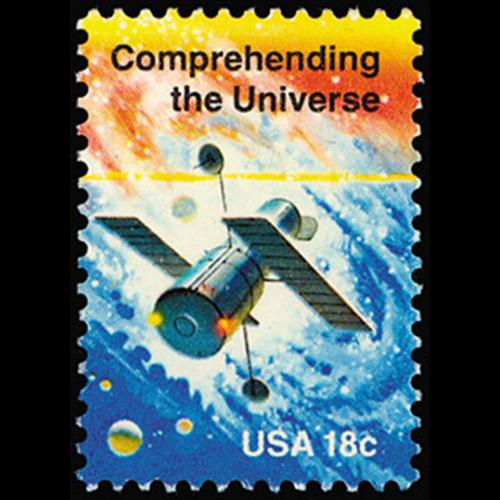 1981 18c Comprehending the Universe Mint Single