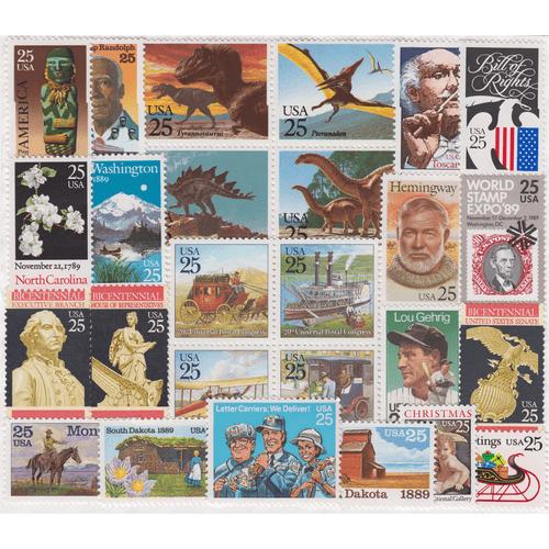 1989 Commemorative Mint Year Set