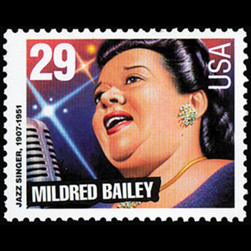 1994 29c Mildred Bailey Mint Single