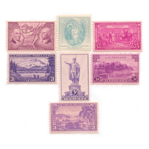 1937 Commemorative Mint Year Set