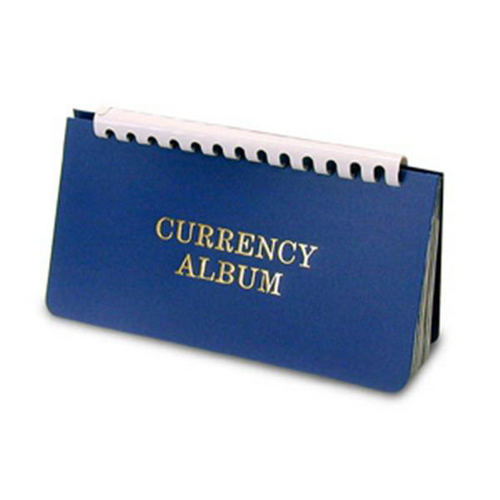 Currency Album Small