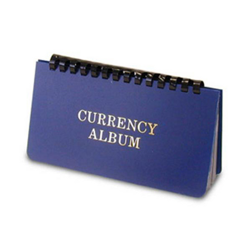 Currency Album Large
