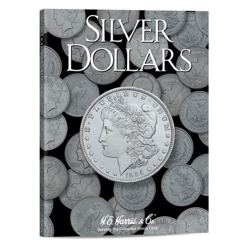 Morgan Silver Dollar Plain Folder