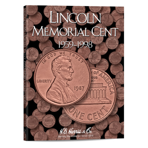 Lincoln Memorial Folder 1959-1998