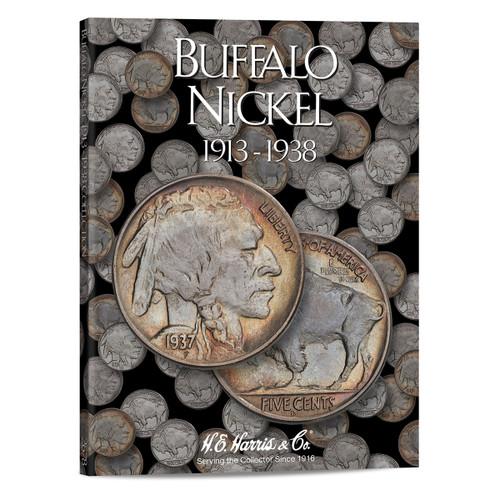 Buffalo Nickel Folder 1913-1938