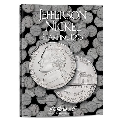 Jefferson Nickel #3 Folder 1996-2015