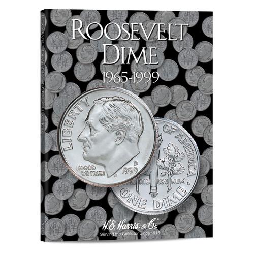 Roosevelt Dimes #2 Folder 1965-1999