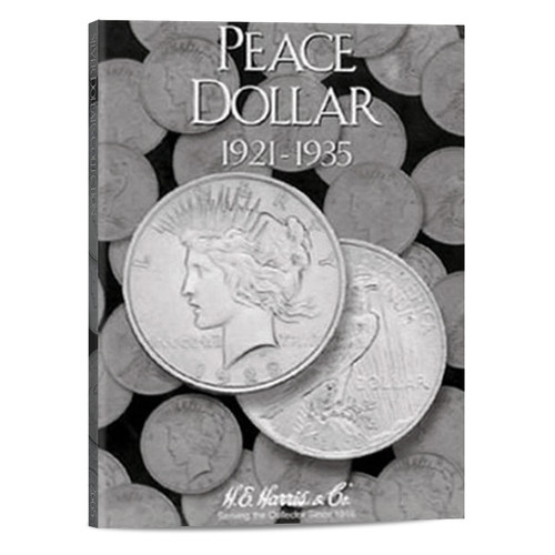 Peace Type Dollar Folder 1921-1935