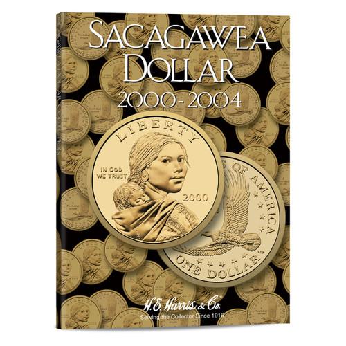 Sacagawea Dollars Folder 2000-2004