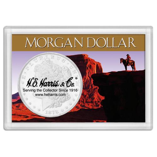 Frosty Case 2X3  Morgan Dollar