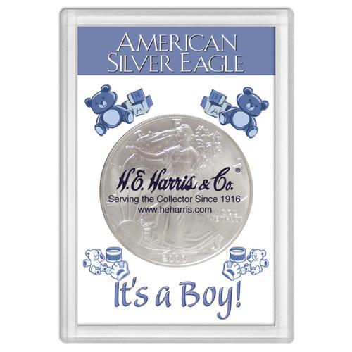 Frosty Case 2X3  ASE- Its A Boy