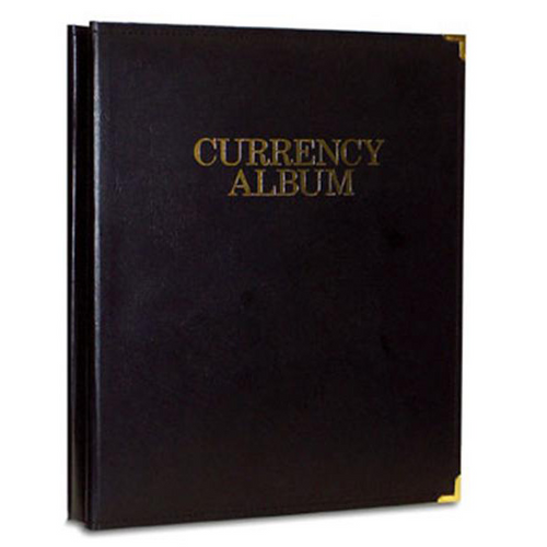 Deluxe Currency Album - Small Notes