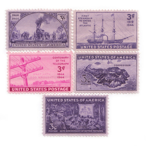 1944 Commemorative Mint Year Set