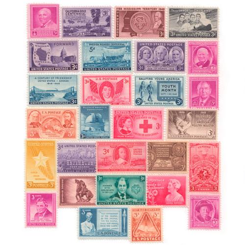 1948 Commemorative Mint Year Set