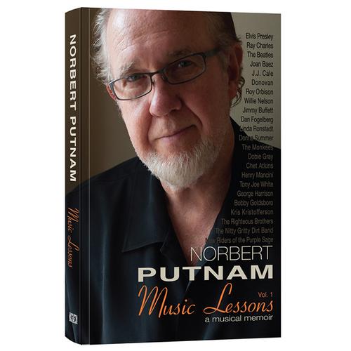 Music Lessons: A Musical Memoir - AUTOGRAPHED COPY