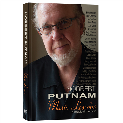 Music Lessons: A Musical Memoir - AUTOGRAPHED COPY