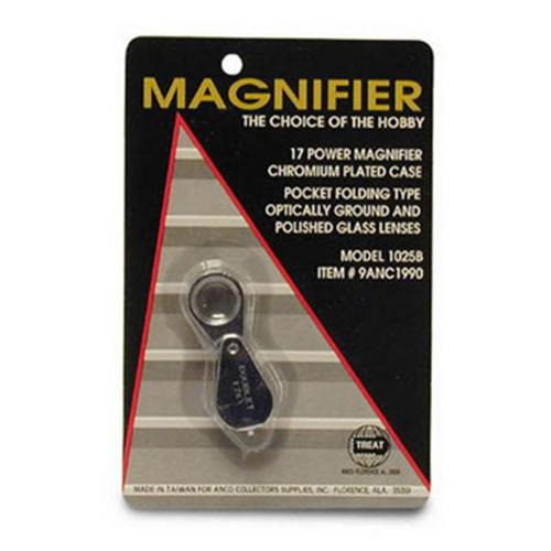 1025B 17X Magnifier