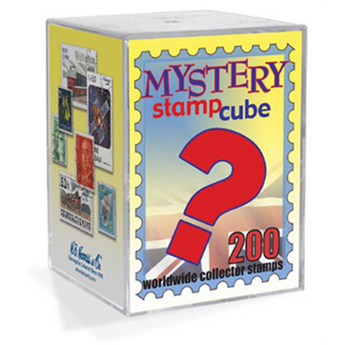 Mystery Stamp Cube-WW (200 ct)