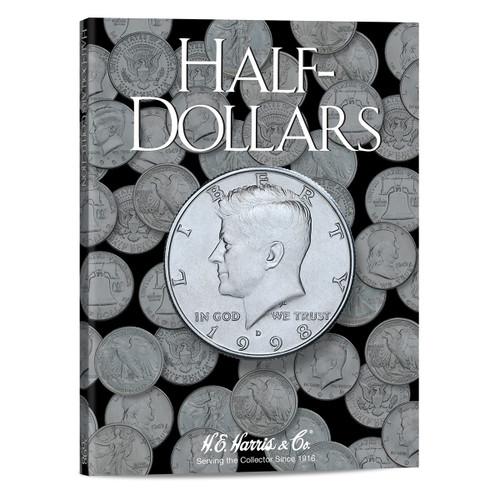 (Harris) Half Dollars - Plain Folder