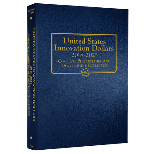American Innovations Album P&D Mint